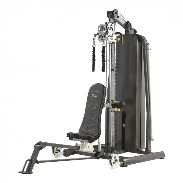 tunturi pure home gym