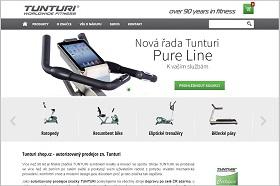 Tunturi shop cz