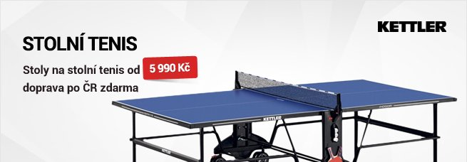 Stoly na stolní tenis KETTLER