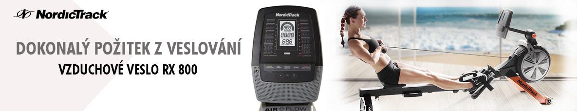 NORDICTRACK - Vzduchové veslo RX800
