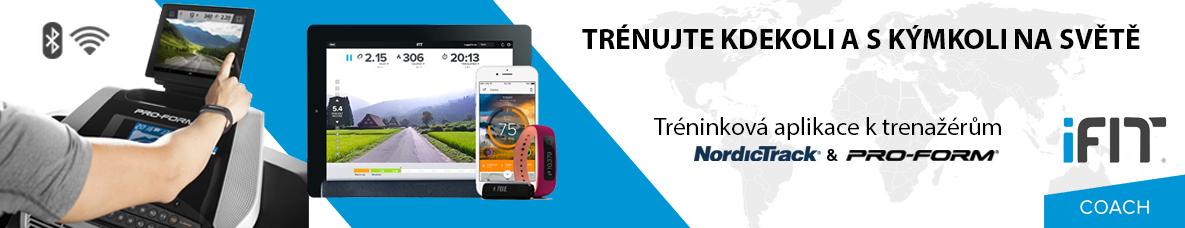 iFit - Tréninková aplikace