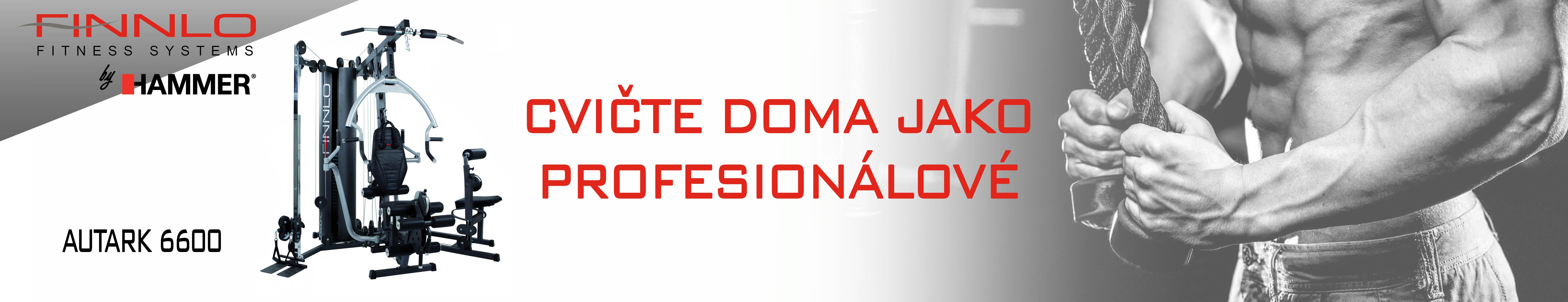 FINNLO AUTARK 6600 - Cvičte jako profesionálové