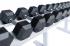 Činky a kotouče pro fitnesscentra
