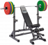 Posilovací lavice bench press