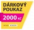 Dárkové poukazy