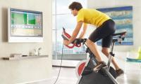 Cyklotrenažér: připojení k PC