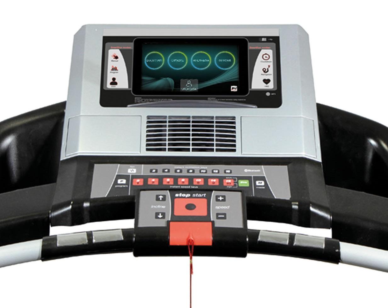 BH Fitness F8 TFT počítač