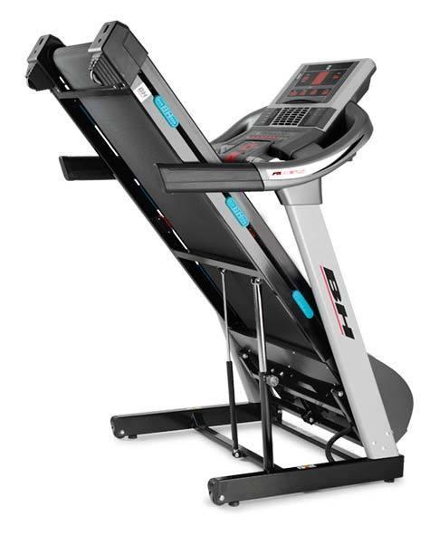 BH Fitness F8 TFT složený