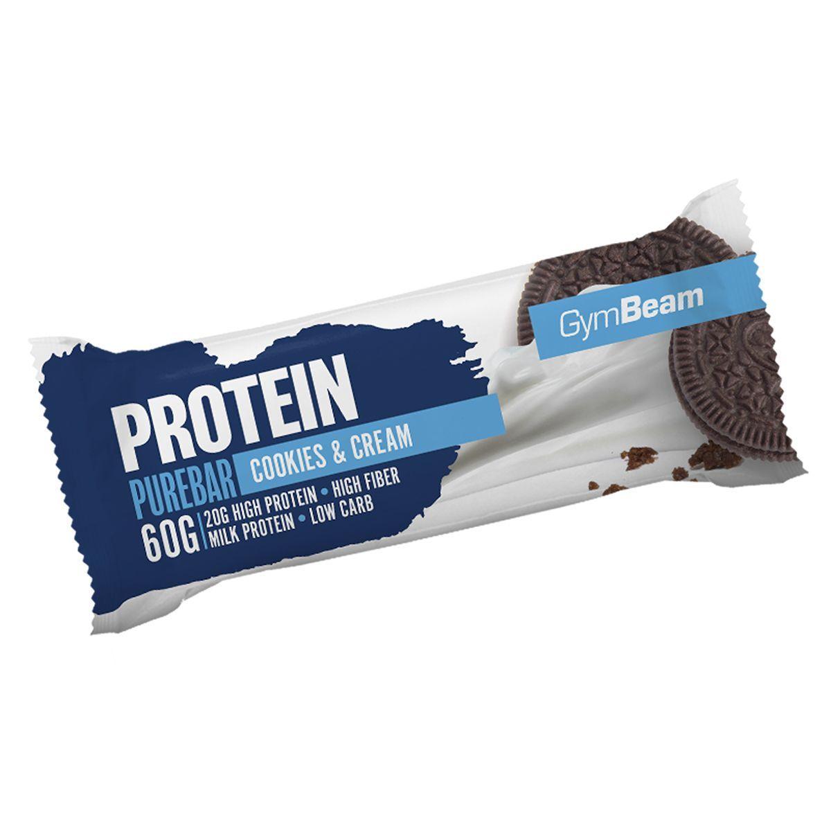 GymBeam Protein Pure Bar 60 g