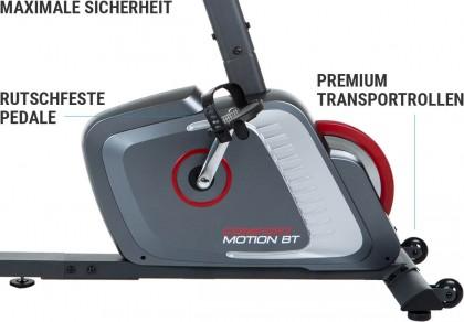 Trenažér Hammer Comfort Motion BT stabilita
