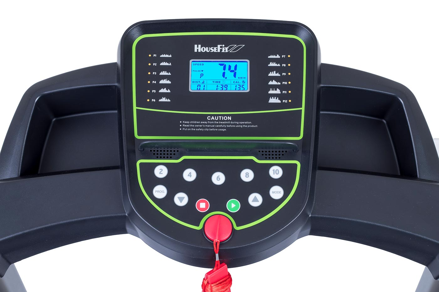 Housefit Tempo 10 pc