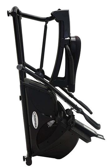 FINNLO Cross Rower CR2.5 složený
