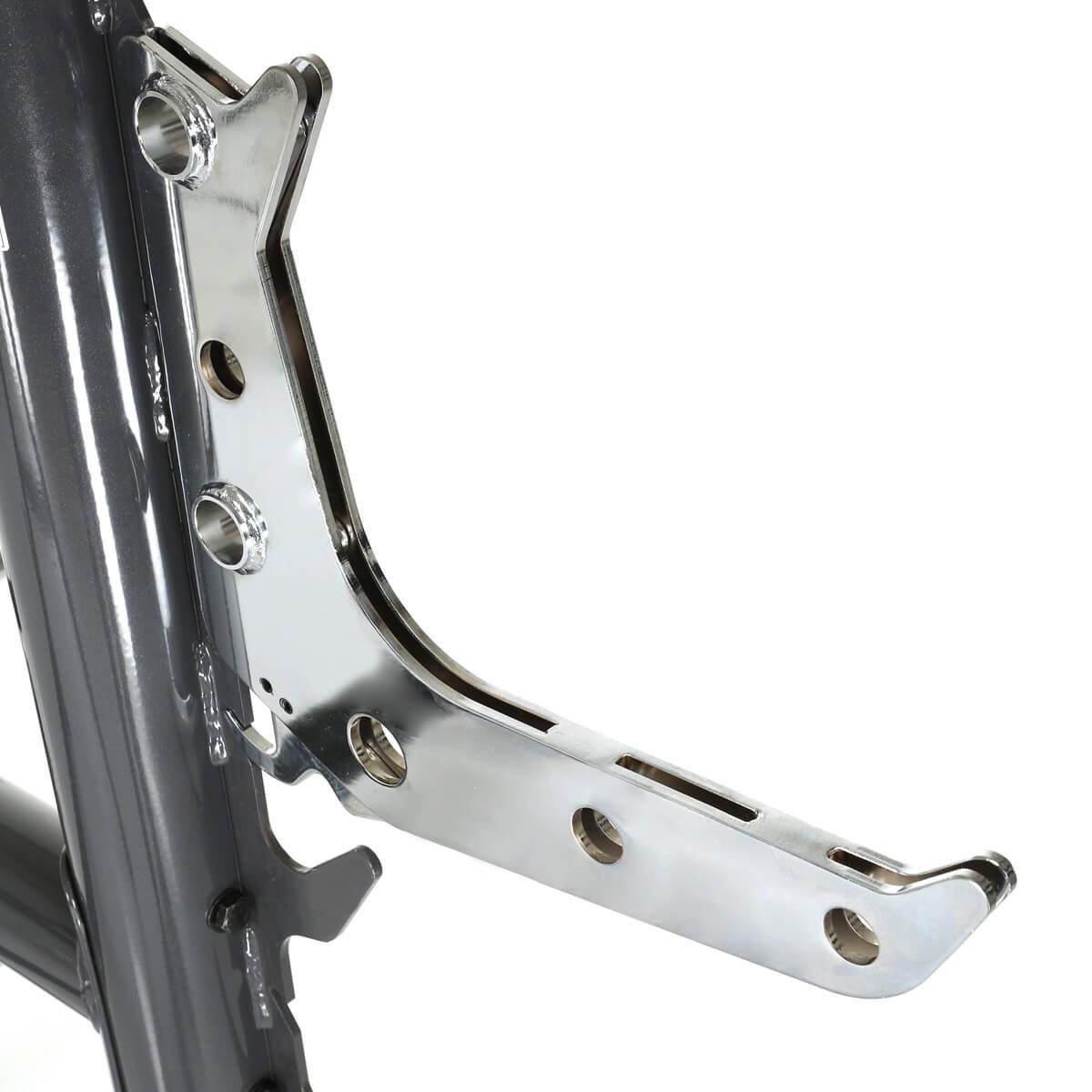Finnlo Maximum Squat Rack bezpečnostní opěrky