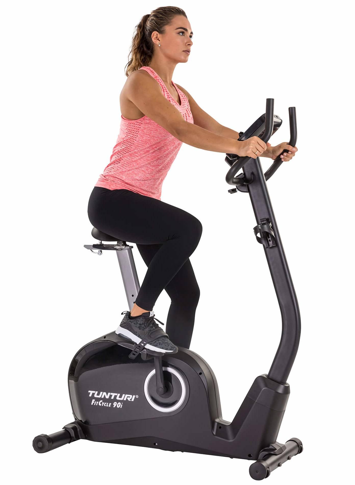 Tunturi Exercise Bike FitCycle 90i profil