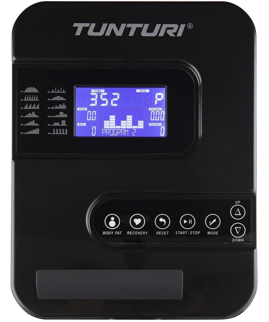 Tunturi FitCycle 40 počítač