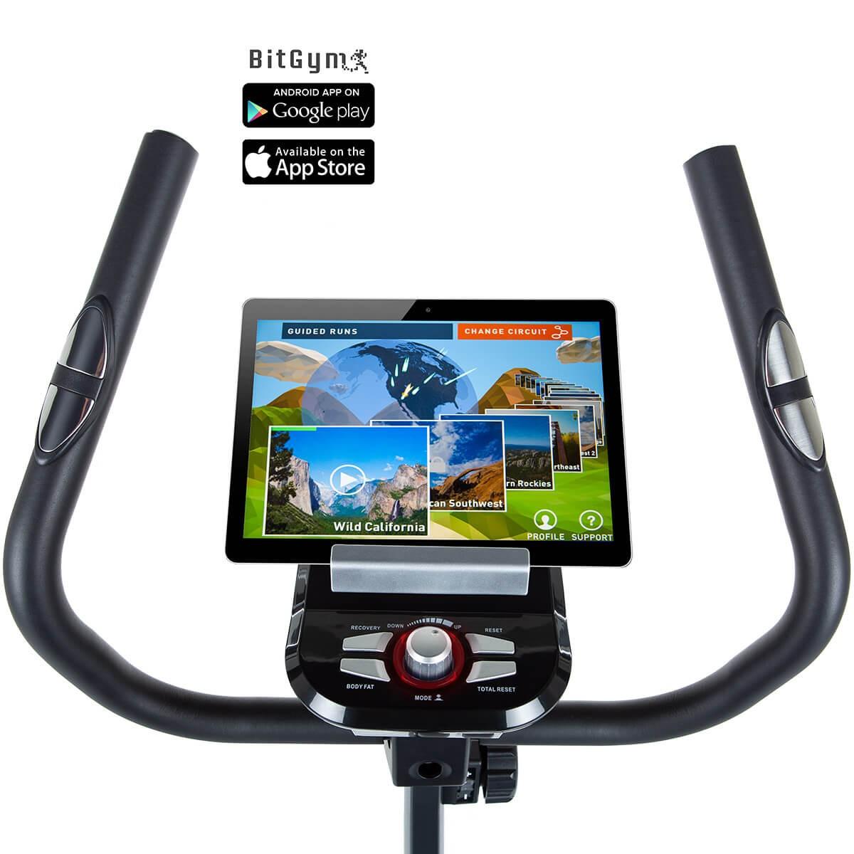 Hammer Cardio XT6 BT aplikace
