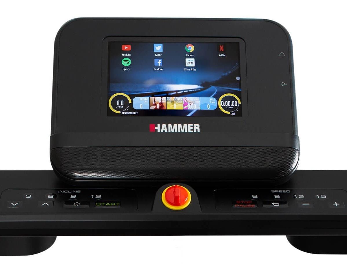 Hammer Life Runner LR22i TFT počítač