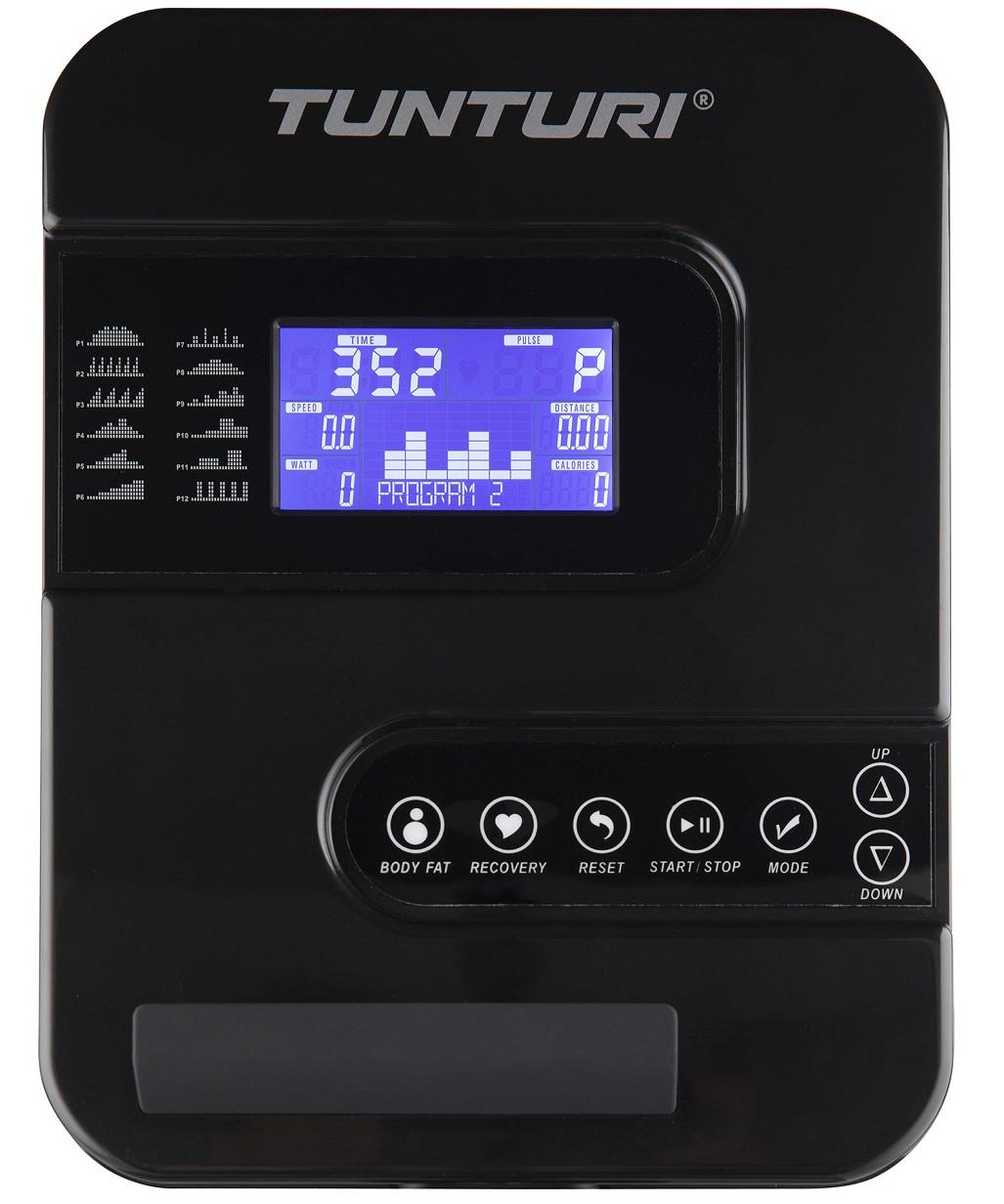 Eliptický trenažér Tunturi FitCross 40 počítač