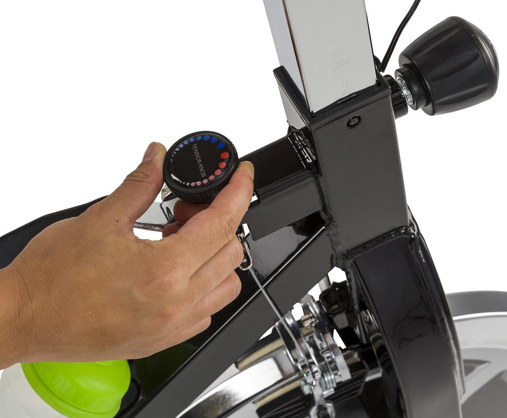 Cyklotrenažér Tunturi FitRace 30 manuální nastavení odporu