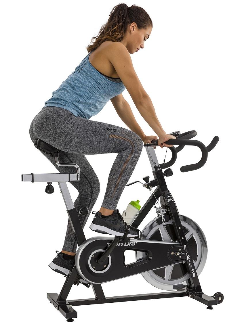 Cyklotrenažér Tunturi FitRace 30
