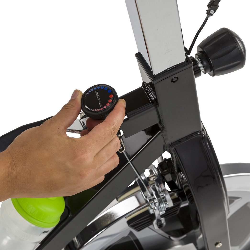 Cyklotrenažér Tunturi FitRace 40 HR regulace