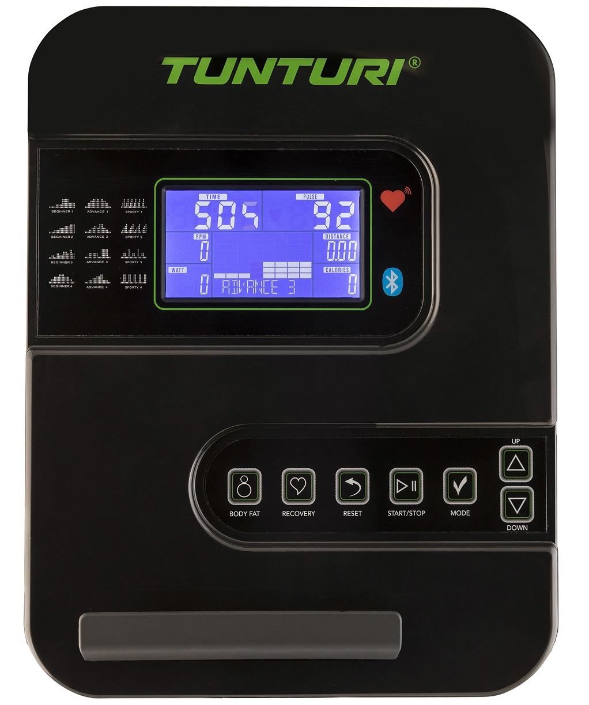 Eliptický trenažér Tunturi StarFit C100HR počítač