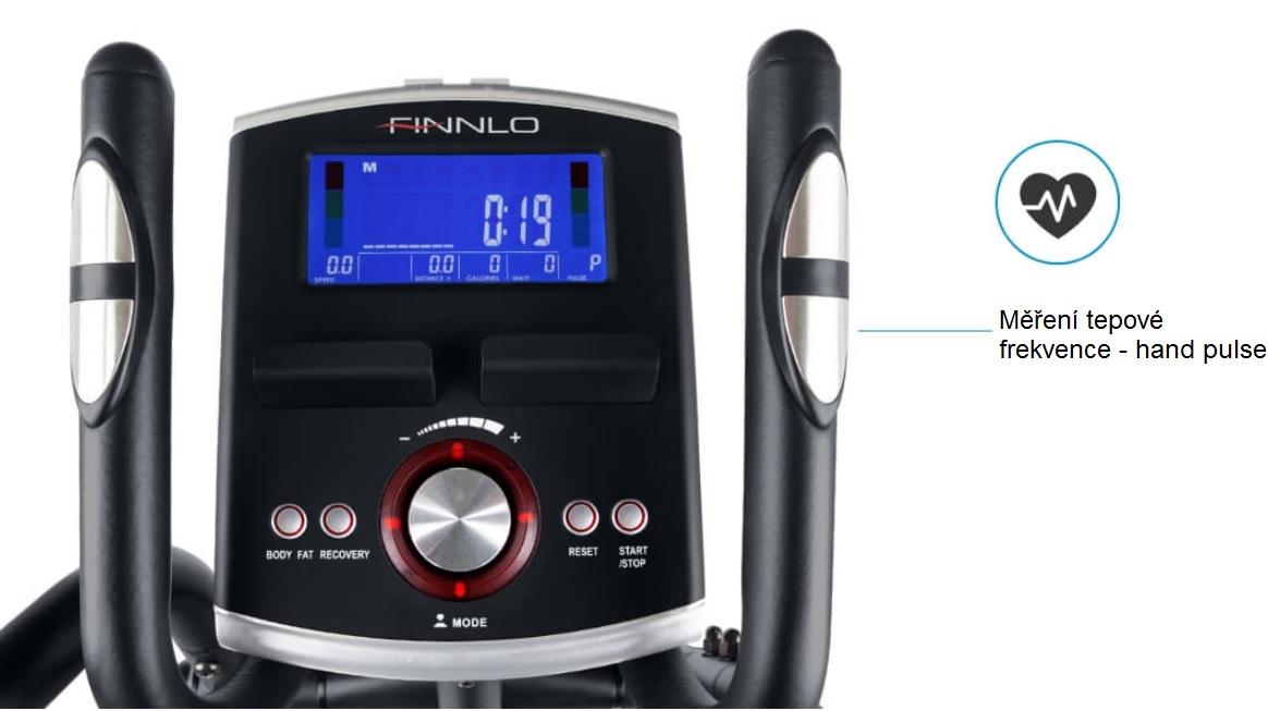 FinnloCleverFold CF70 BT hand pulse