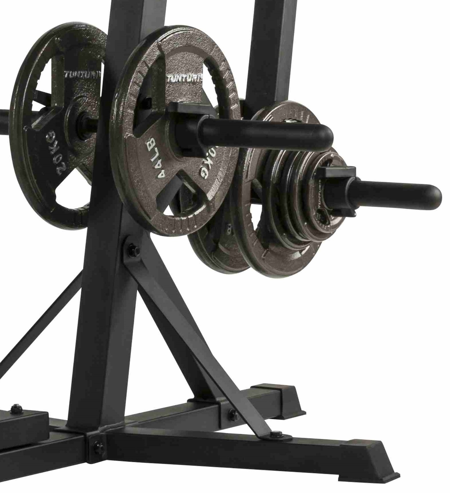TUNTURI WT80 Leverage Gym trny na kotouče
