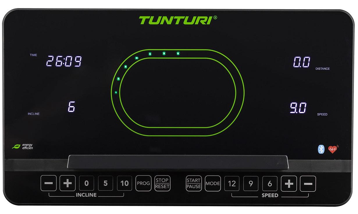 Tunturi T50 Performance počítač