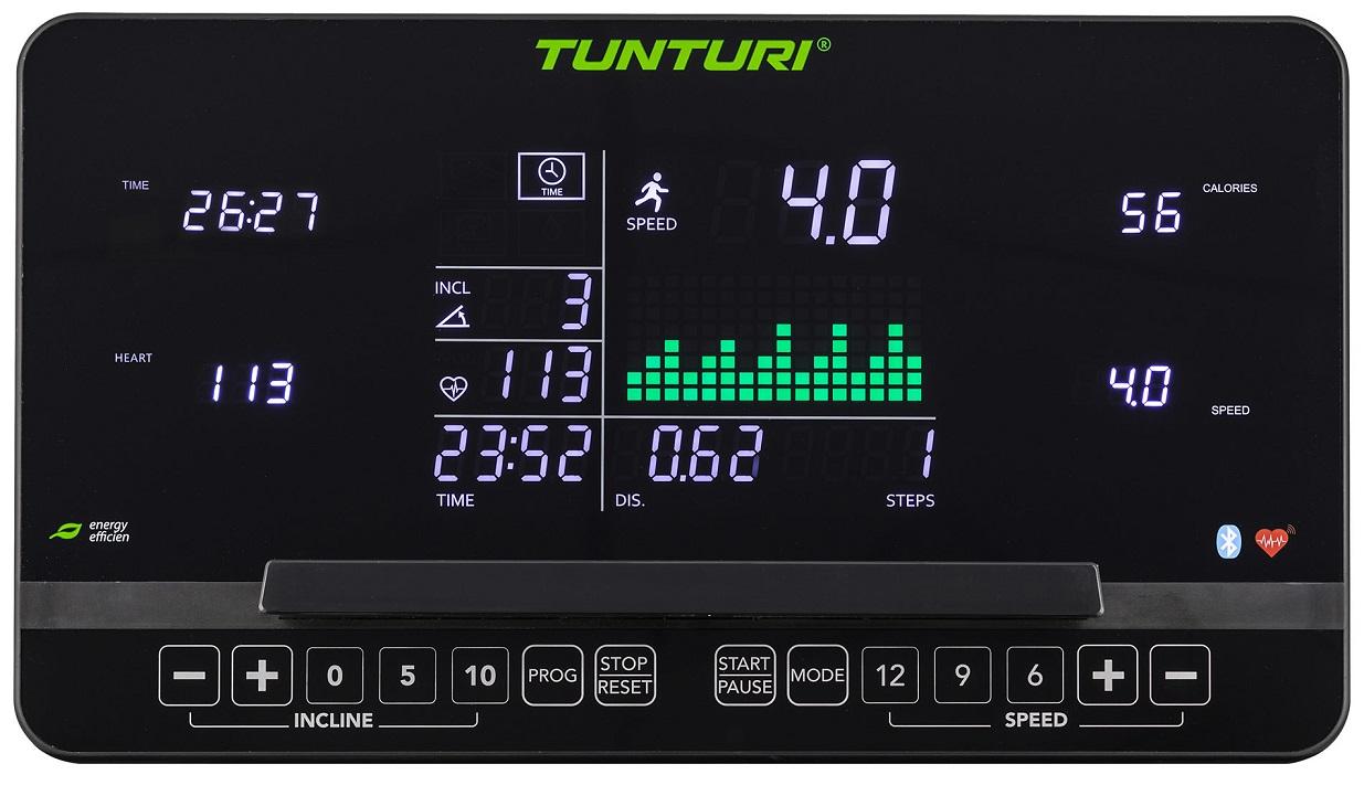Tunturi T60 Performance počítač