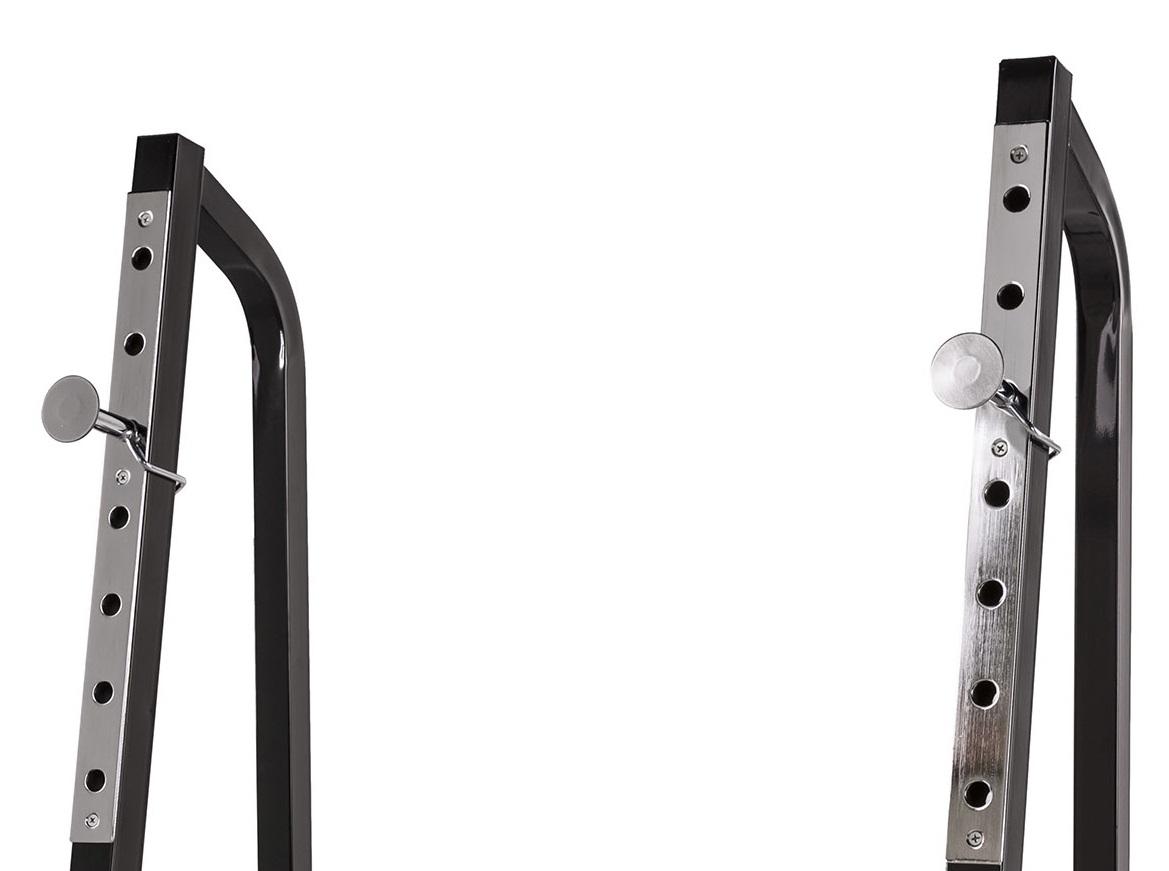 Tunturi WT40 Squat Rack nastavitelná výška