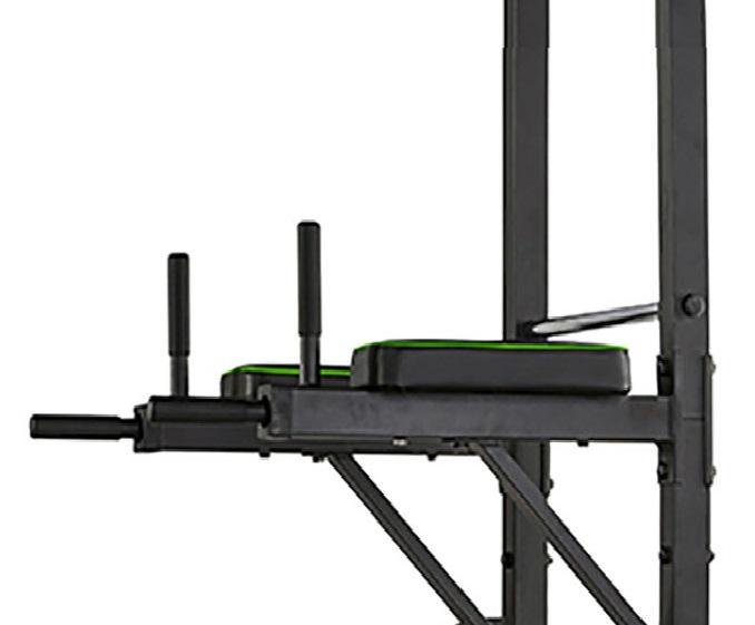 Tunturi Power Tower PT60 adaptéry přednožování a kliky