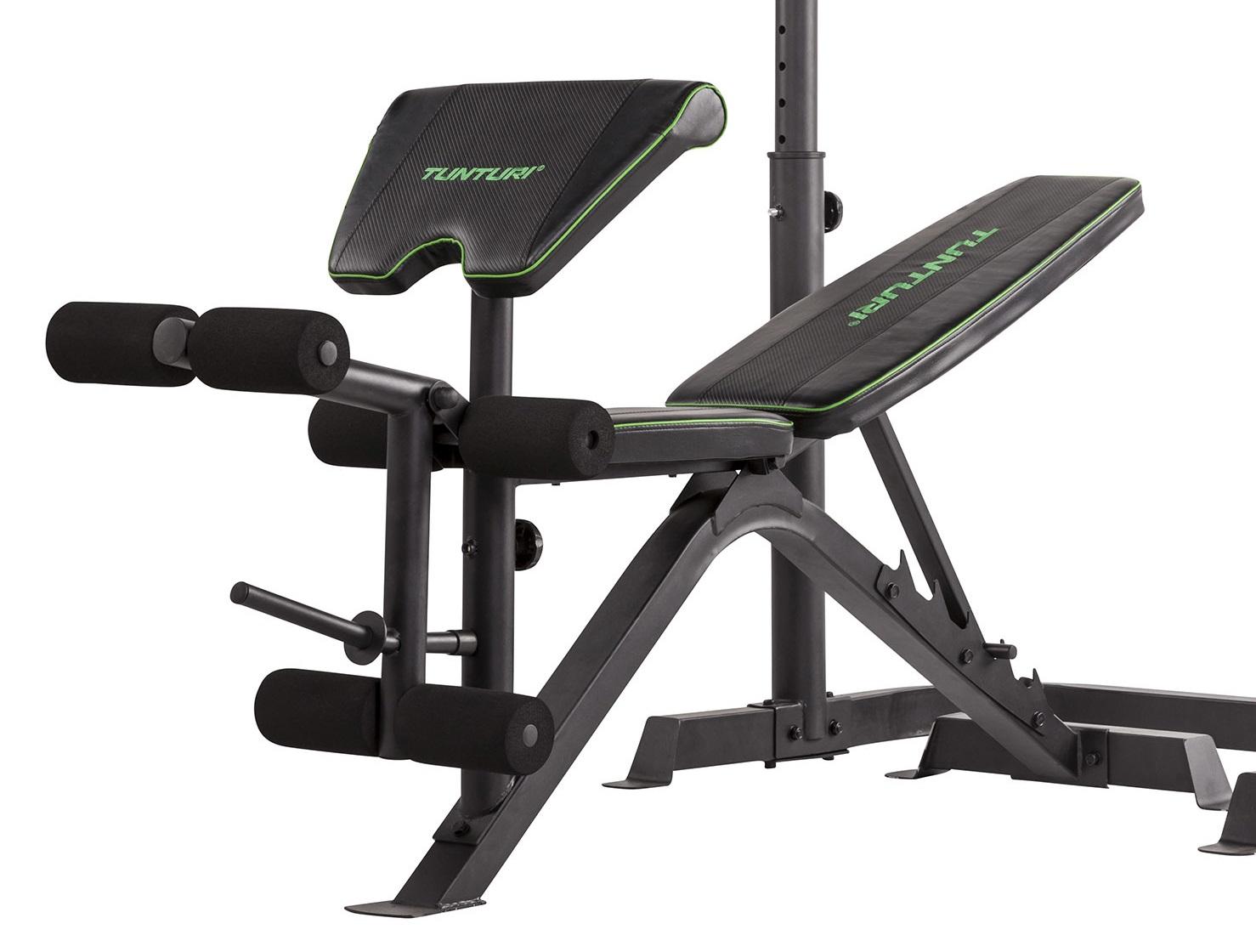 TUNTURI WB50 Mid Width Weight Bench lavice