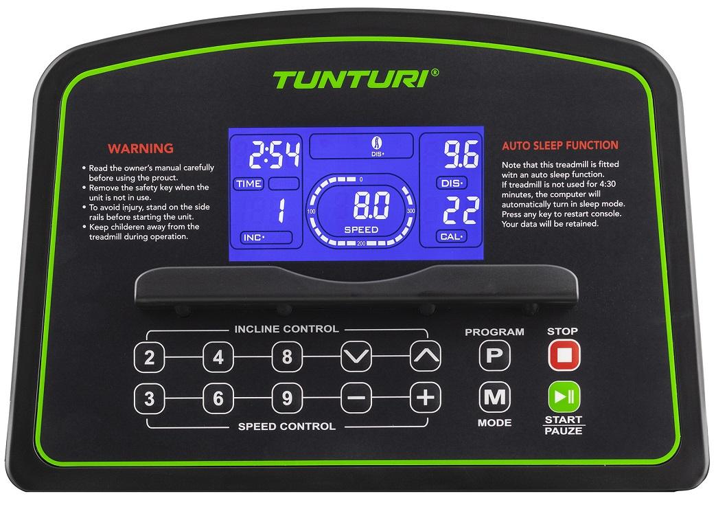 Tunturi Cardio Fit T40 počítač