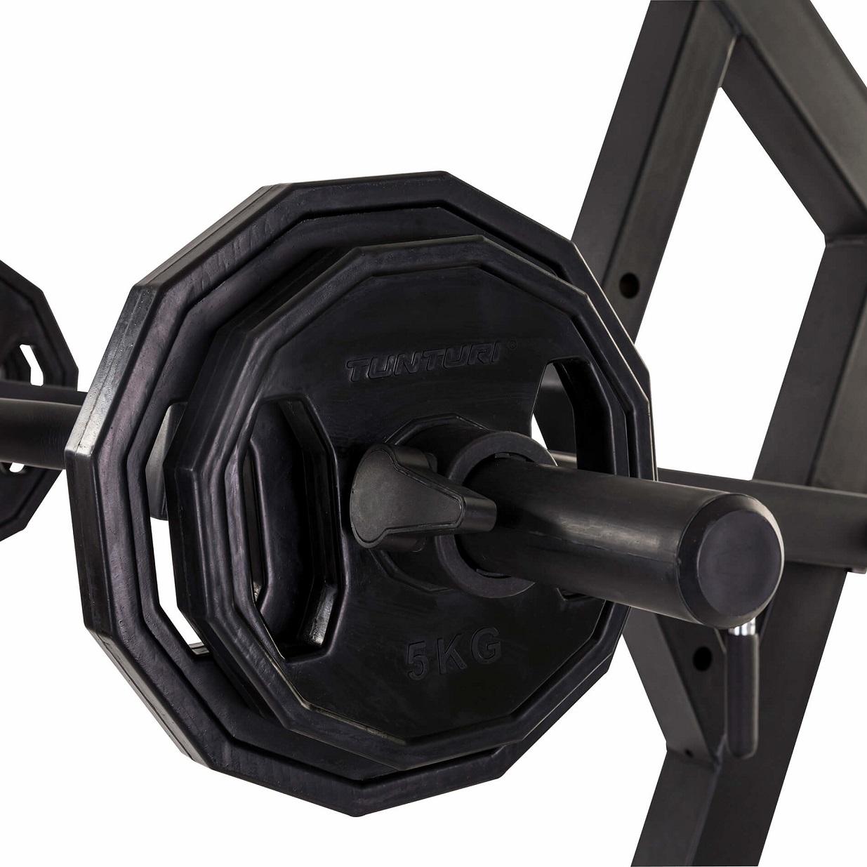 TunturiWT85 Leverage Pulley Gym zátěž