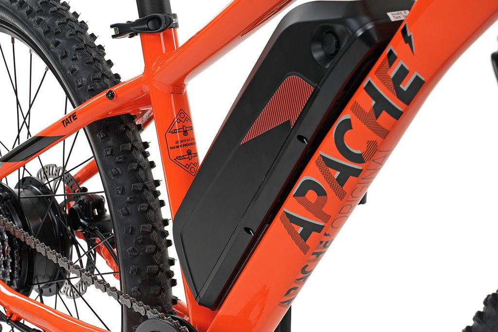 Apache Tate baterie
