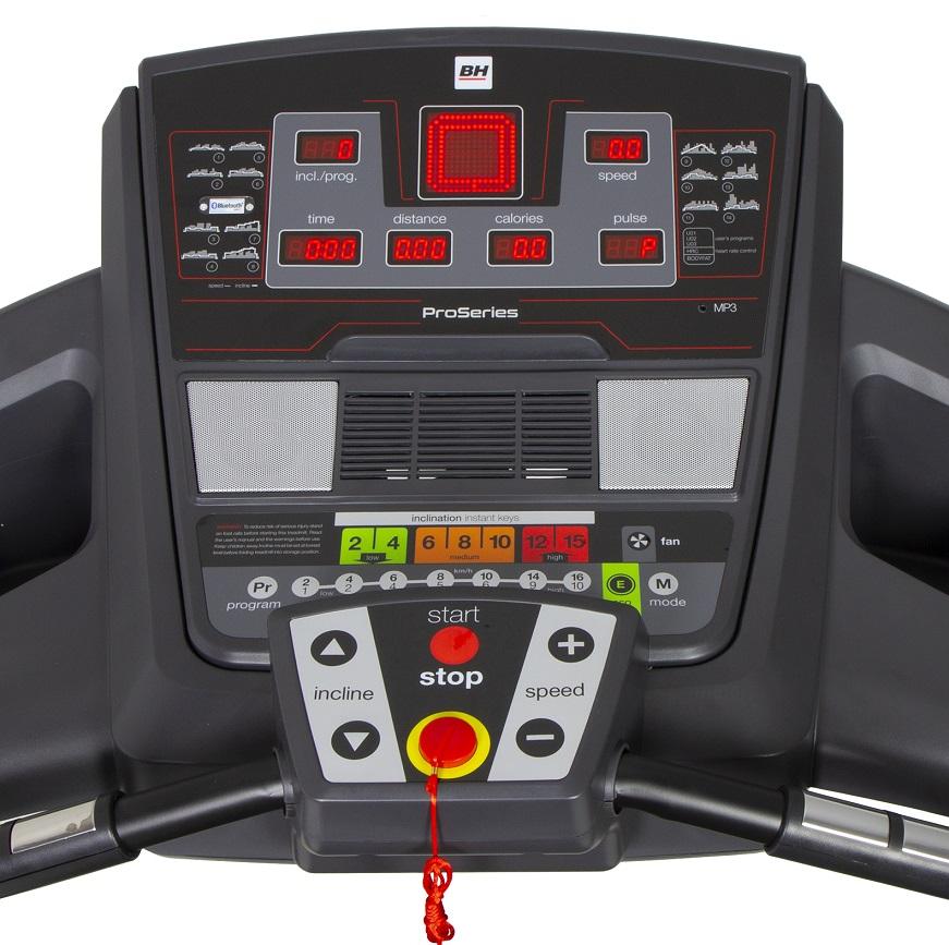 BH Fitness i.Magna RC počítač