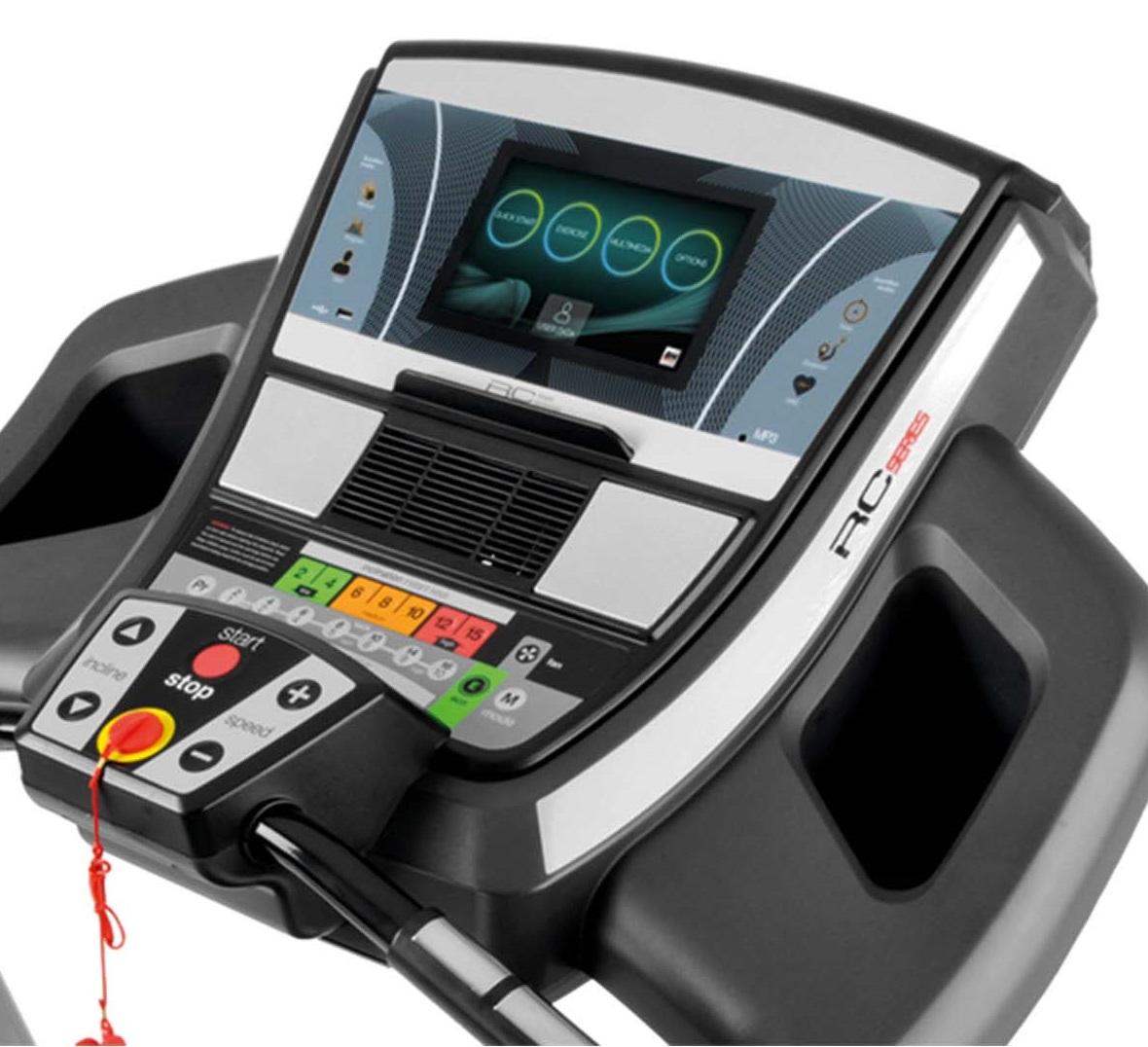 BH Fitness RC12 TFTpočítač
