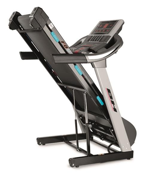 BH Fitness F8 DUAL složený
