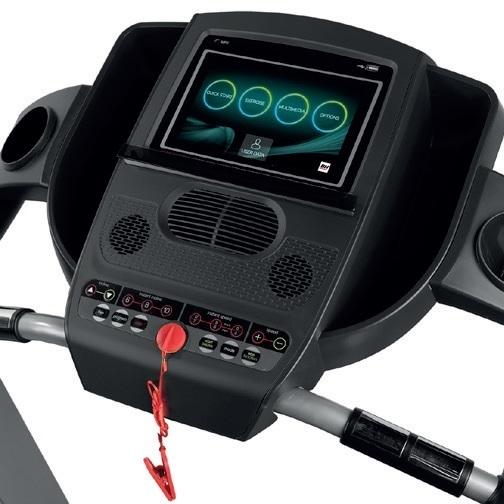 BH Fitness PIONEER R9 TFT počítač
