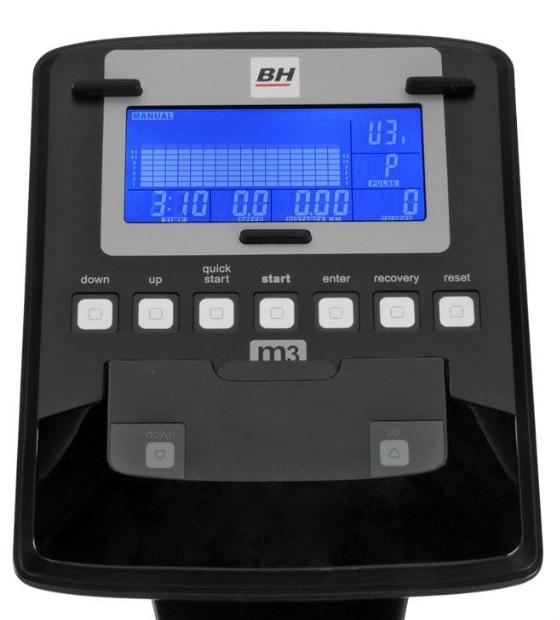 BH Fitness EasyStep počítač