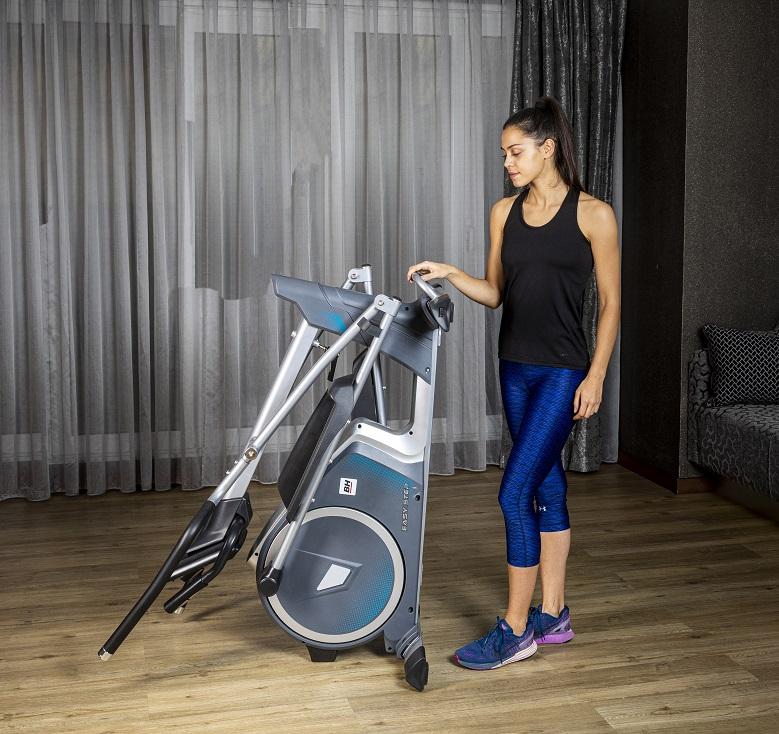 BH Fitness EasyStepsložený