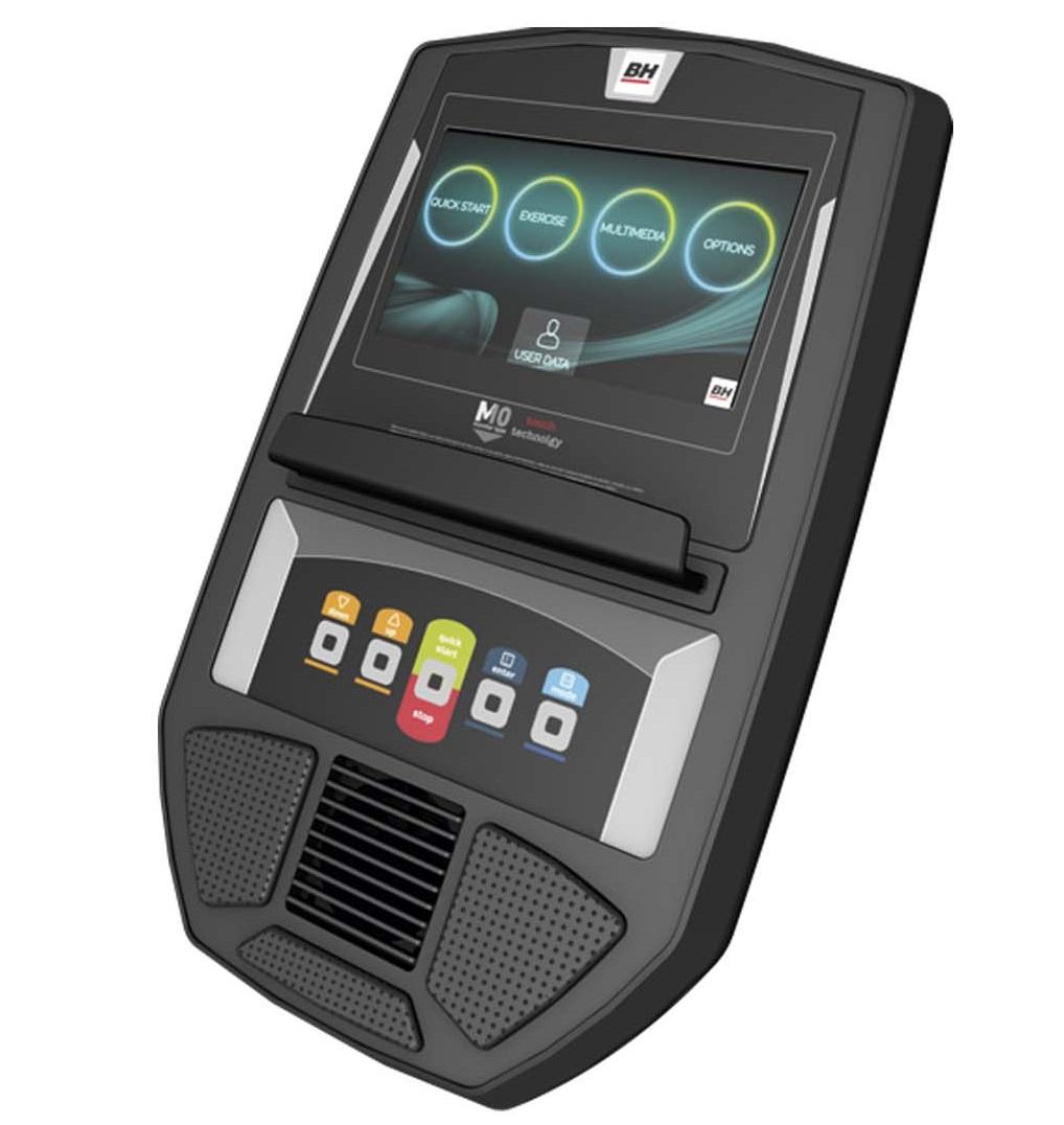 BH Fitness Super Khronos TFT počítač