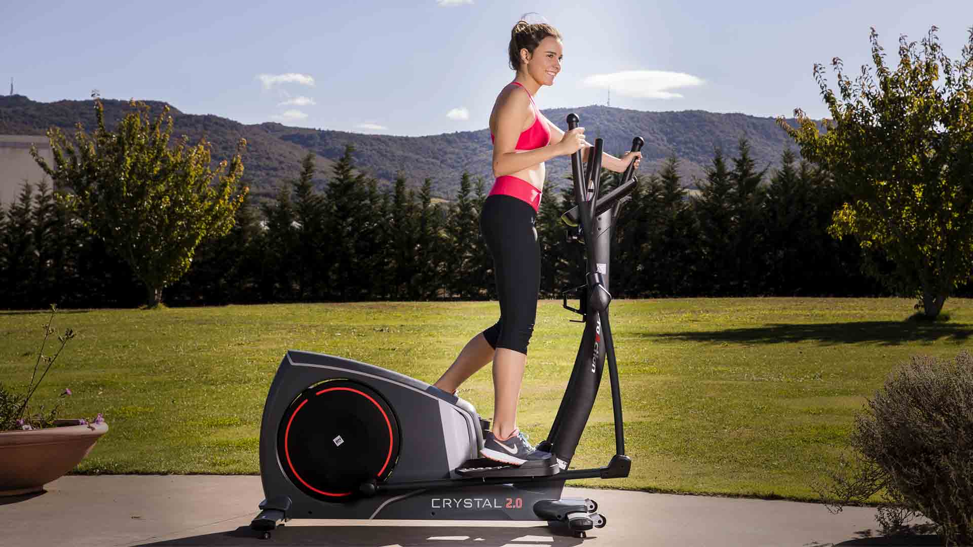 BH Fitness i.CRYSTAL 2.0