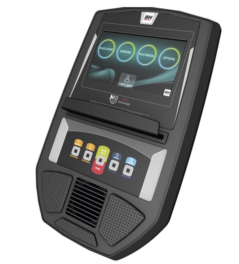 BH Fitness Spada II TFT počítač