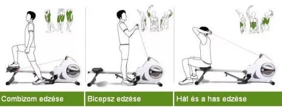 BH Fitness VARIO PROcviky