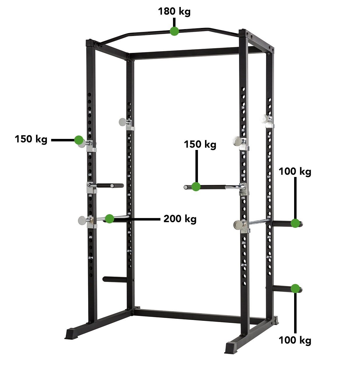 tunturi.wt60.cross.fit.rack.nosnosti