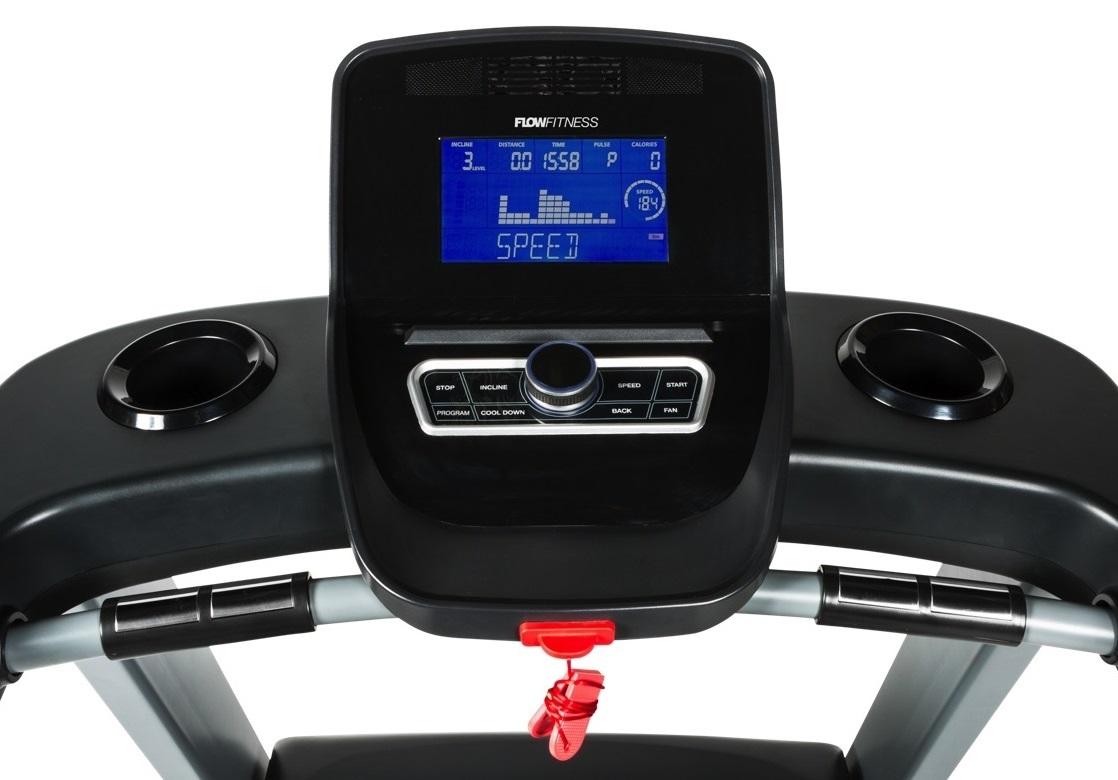 Flow Fitness DTM25000 počítač