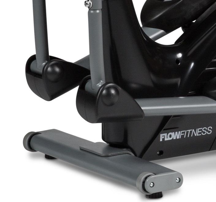 Flow Fitness DCT2500 transportní kolečka