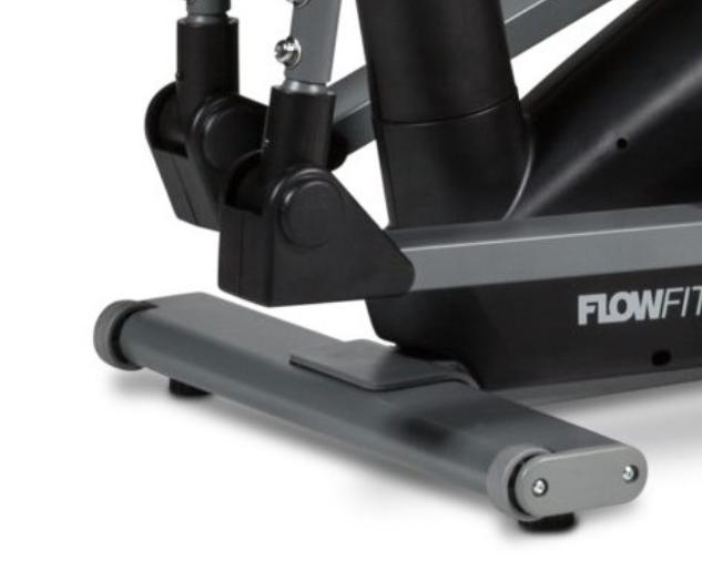 Flow Fitness DCT2000i transportní kolečka
